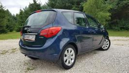 Opel Meriva 1.4T 120KM # Climatronic # Super Stan # Serwisowana !!! Chmielnik - zdjęcie 2