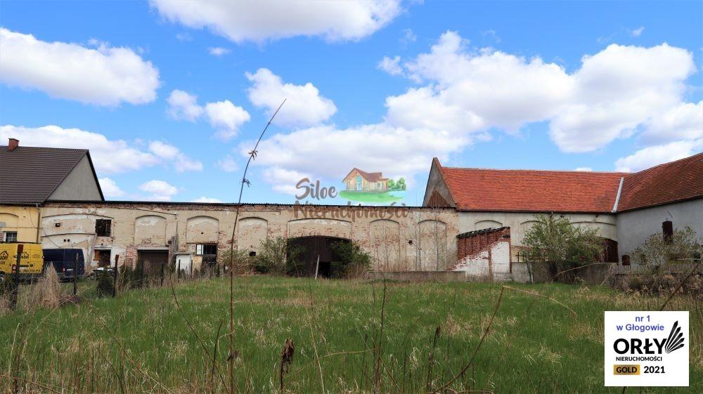 Działka (usługowa) z budynkiem gospodarczym Bogdaszowice - zdjęcie 1
