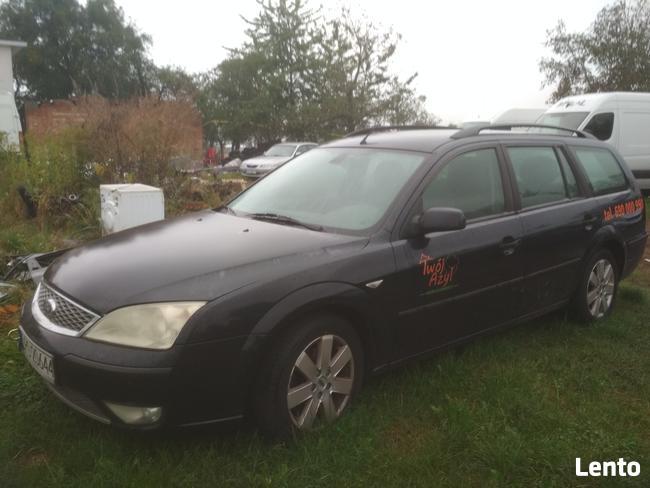 Ford Mondeo mk3 uszkodzony silnik Bukowo - zdjęcie 2