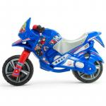 Rowerek biegowy INJUSA Duży Motor Biegowy Jeździk Dla Dzieci Avengers Galiny - zdjęcie 5