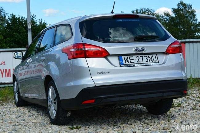 Ford Focus 1.6 benz 105KM 1 wł, salon PL, FV 23% Łódź - zdjęcie 5