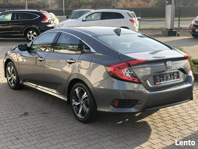 Honda Civic Przedłużona 1 rok gwarancja 1.5 MT Turbo Elegance Kraków - zdjęcie 6