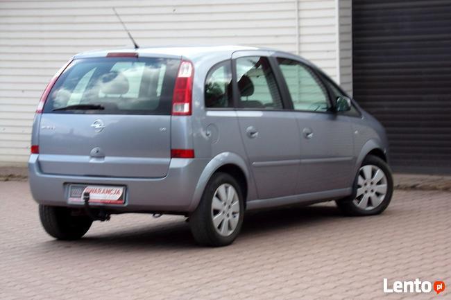 Opel Meriva Klimatyzacja / Gwarancja  / 1,6 / 100KM / 2005r Mikołów - zdjęcie 5