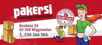 Usługi kurierskie PAKERSI ul. Średnia 33 Wągrowiec - zdjęcie 1