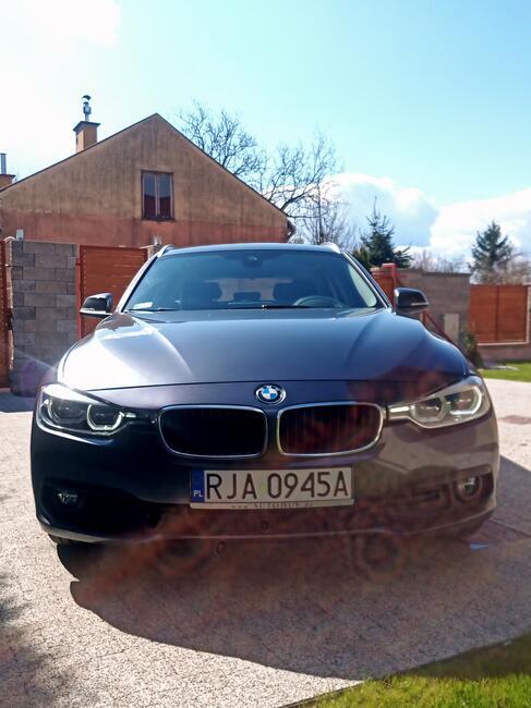 BMW F31 320d 190km/140kWh Auto/HUD/LED/Czytania znaków/NaviP Rzeszów - zdjęcie 3