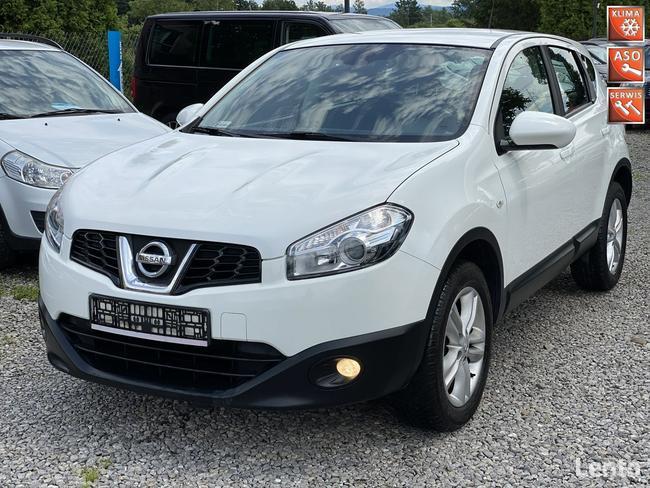 Nissan Qashqai 1,6  116KM   CLIMATRONIC  benzyna Łodygowice - zdjęcie 1