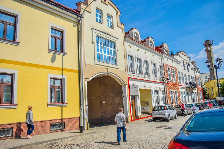 Sprzedam 2 lokale o łącznej pow. ok. 2100m2 w centrum Rzeszowa Rzeszów - zdjęcie 1