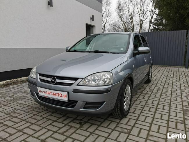 Opel Corsa 1.2 Benzyna 80KM # Klimatronik # Kamera Cofania # Gwarancja Strzegom - zdjęcie 1