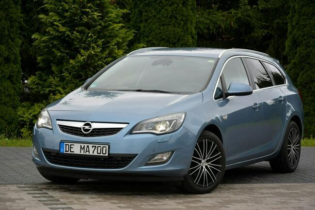 """1.4T(140KM)*Xenon*Navi*Ledy*2xParktronic*Alu 17""""ASO Opel Ostrów Mazowiecka - zdjęcie 2"""