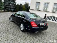 Mercedes S 350 258km lift skóra xenon szyber radar kamera top ful Bugaj - zdjęcie 4