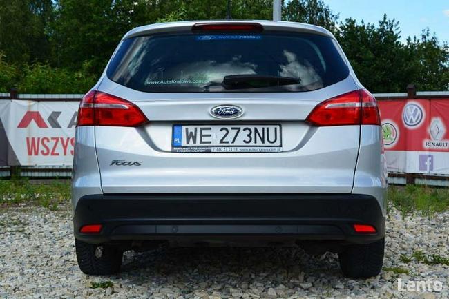 Ford Focus 1.6 benz 105KM 1 wł, salon PL, FV 23% Łódź - zdjęcie 8
