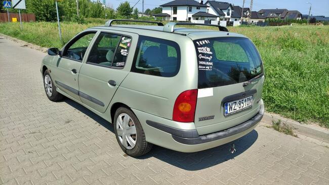 Renault Megane Salon 1.6 Benzyna GAZ Klima Jeżdżący Błonie - zdjęcie 8