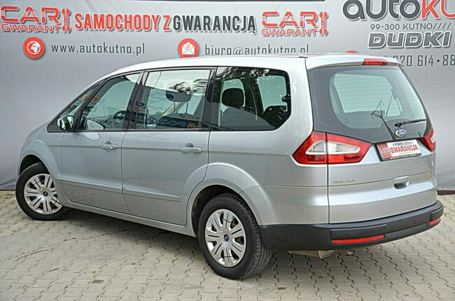 Ford Galaxy 2,0 16V 7Foteli Gwarancja Raty Zamiana Kutno - zdjęcie 7