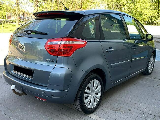 Citroen C4 Picasso Benzyna Climatronic Gwarancja Kutno - zdjęcie 4