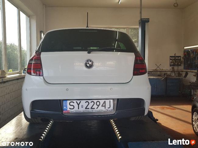 BMW e81 M pakiet 2010r Bytom - zdjęcie 6