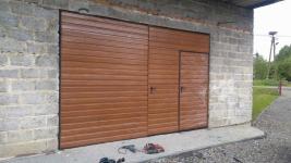 Garaze blaszane, blaszaki, schowki budowlane, wiaty, hale. Kielce - zdjęcie 10