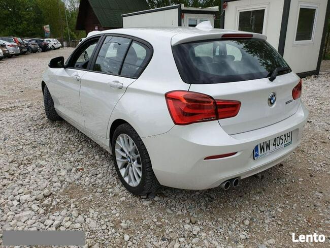 BMW 120 2.0d Hatchback 190KM Salon PL Piaseczno - zdjęcie 8