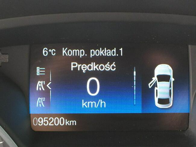 Ford Focus 1,5TDCi 120KM Titanium 18.04.2017 Xenon gwarancja GS36687 Warszawa - zdjęcie 10