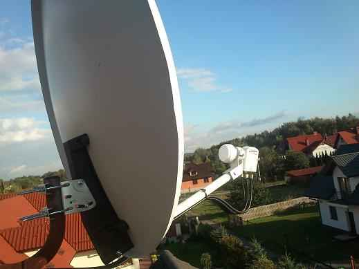 Fachowy serwis oraz instalacje TV-SAT i naziemna nc plus polsat orange Nowy Sącz - zdjęcie 1