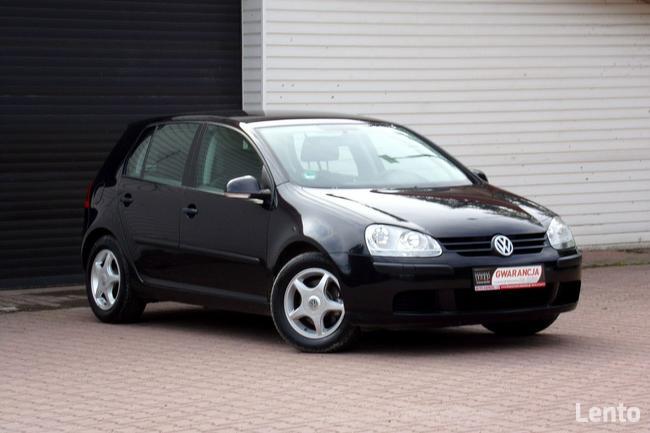 Volkswagen Golf Klimatronic / Gwarancja / 1,4 / 90KM / alu / Mikołów - zdjęcie 2
