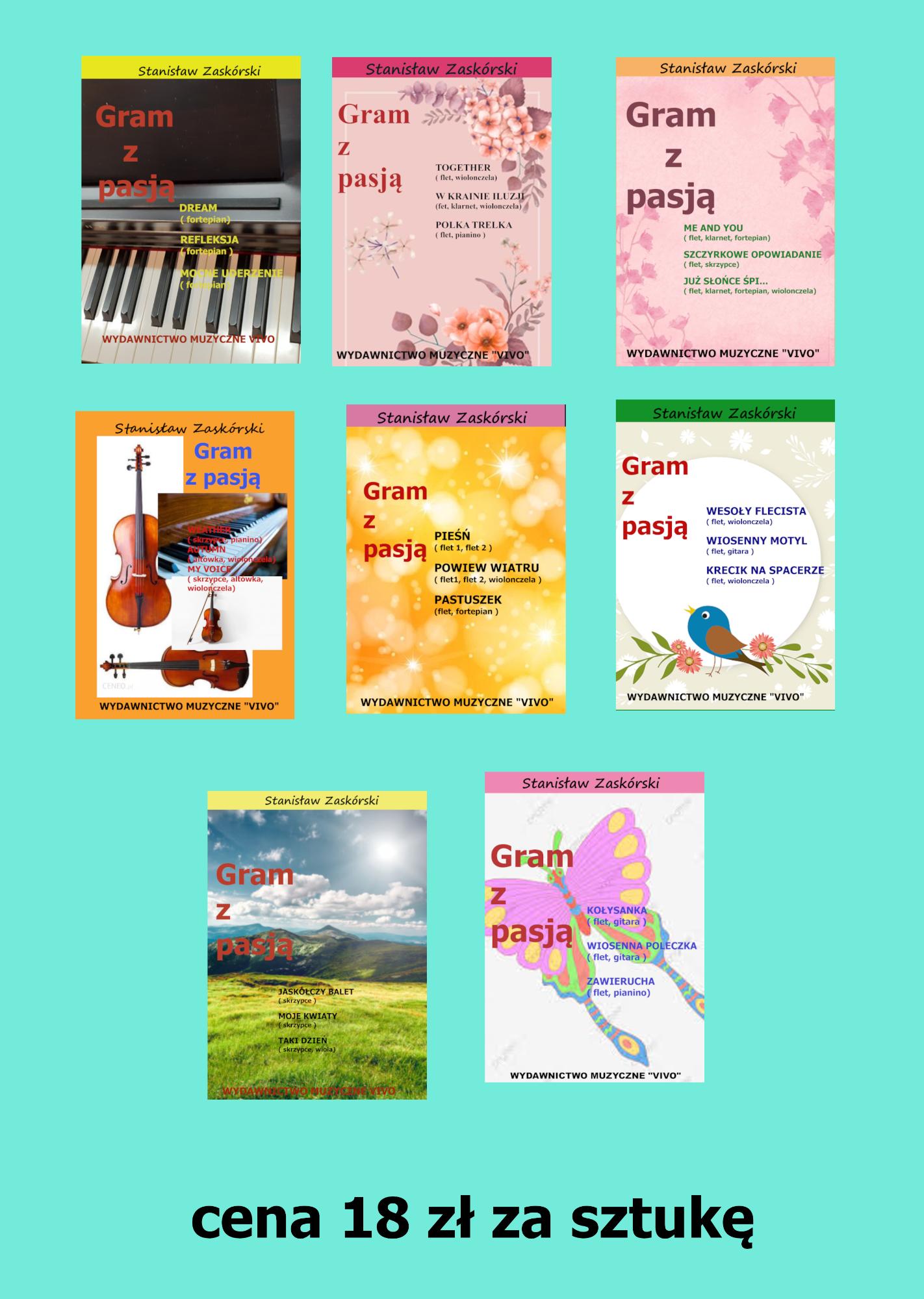 """Sprzedam serię podręczników """"Gram z pasją"""" Częstochowa - zdjęcie 4"""