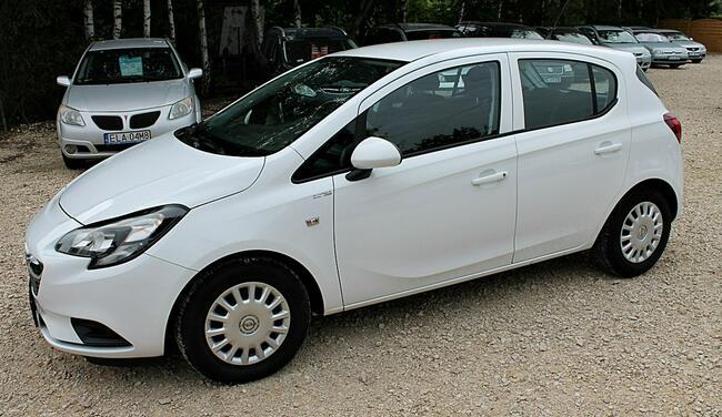 Opel Corsa 1.2 70KM!2015r!101Tys.km!Klimatyzacja!Stan bdb!Opłacona! Łask - zdjęcie 12