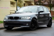 BMW 120 Opłacone 2.0i 150KM Serwis Rude skóry Navi Pdc Gwarancja Kutno - zdjęcie 6
