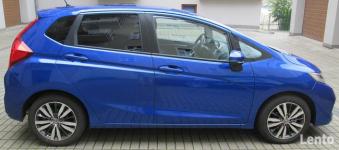 Honda Jazz Elegance 1,3 i-VTEC automat CVT niebieski metalik Gniezno - zdjęcie 5