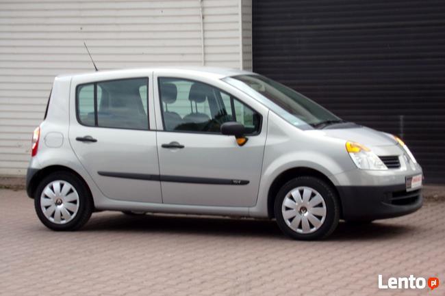 Renault Modus Klima / I właściciel / 1,2 / 75KM / 2006/56000km Mikołów - zdjęcie 6