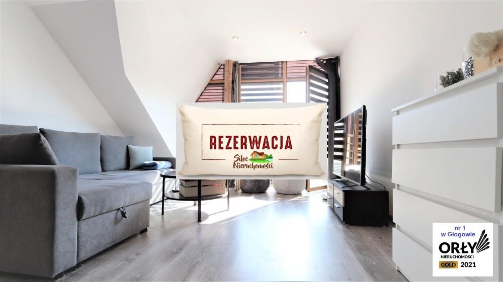 Unikatowe 2 poziomowe mieszkanie na Starym Mieście Głogów - zdjęcie 5