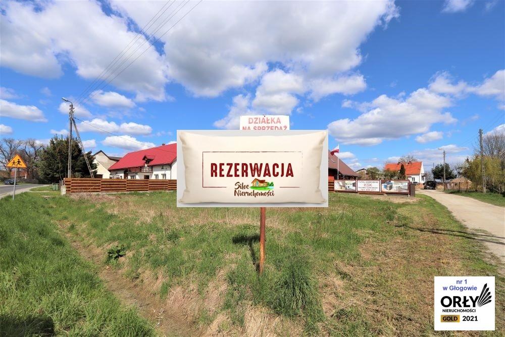 Bogdaszowice  Działka budowlana (usługowa) Bogdaszowice - zdjęcie 1