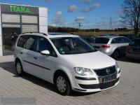 Volkswagen Touran 1.4TSI 140KM Serwis Bezwypadkowy Szyberdach Opłacony Kościerzyna - zdjęcie 1