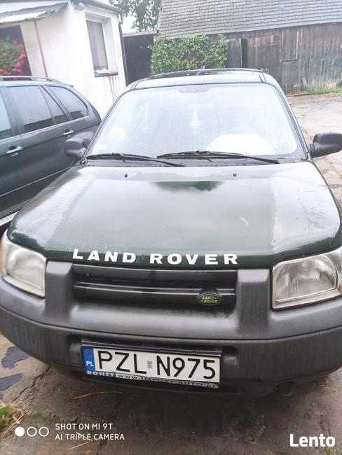 Landrover Freelander sprzedam Piła - zdjęcie 2