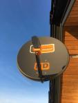 NAPRAWA SERWIS REGULACJA MONTAŻ ANTEN SATELITARNYCH DVB-T 24h Proszowice - zdjęcie 1