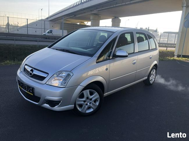 Opel Meriva 2009r 1.4 Benzyna+ LPG Klimatyzacja Gniezno - zdjęcie 3