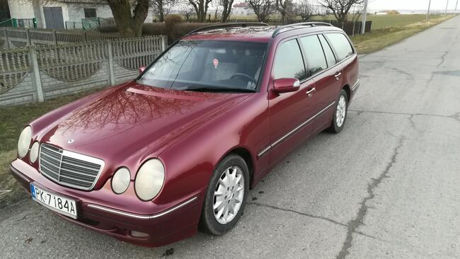 Mercedes-Benz Klasa E 1 Właściciel w Polsce, Zadbany, 3.2 CDI Kalisz - zdjęcie 4