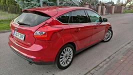 Ford Focus 1.6 Benzyna 182KM TITANIUM Asystent Biksenon Led Błonie - zdjęcie 7