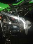 Cross pitbike110cm3 powiększona, wzmocniona rama nowe części Rzeszów - zdjęcie 2