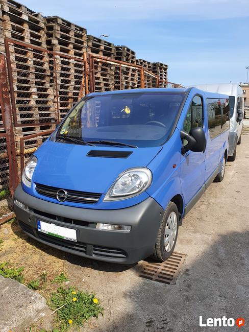 Opel Vivaro 9 osób Long Gdańsk - zdjęcie 4