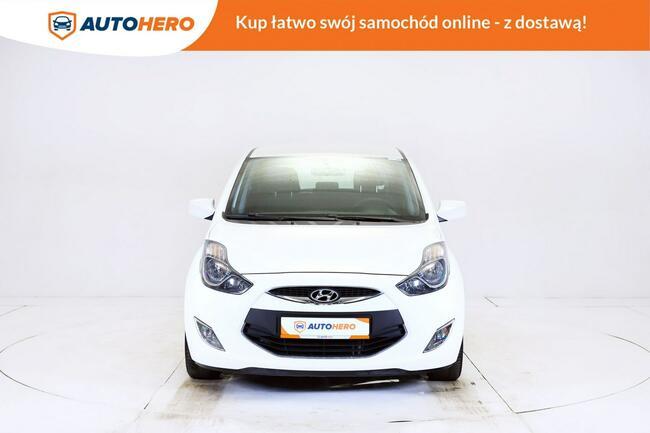 Hyundai ix20 DARMOWA DOSTAWA Klima, Multifunkcja, 1 wł. serwis. Warszawa - zdjęcie 10