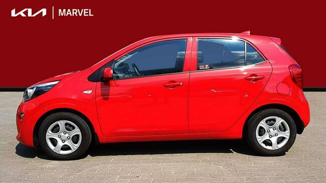 Kia Picanto 1.2 DPi 5MT 84 KM Wersja L Kamera KlimaAuto LED Łódź - zdjęcie 8