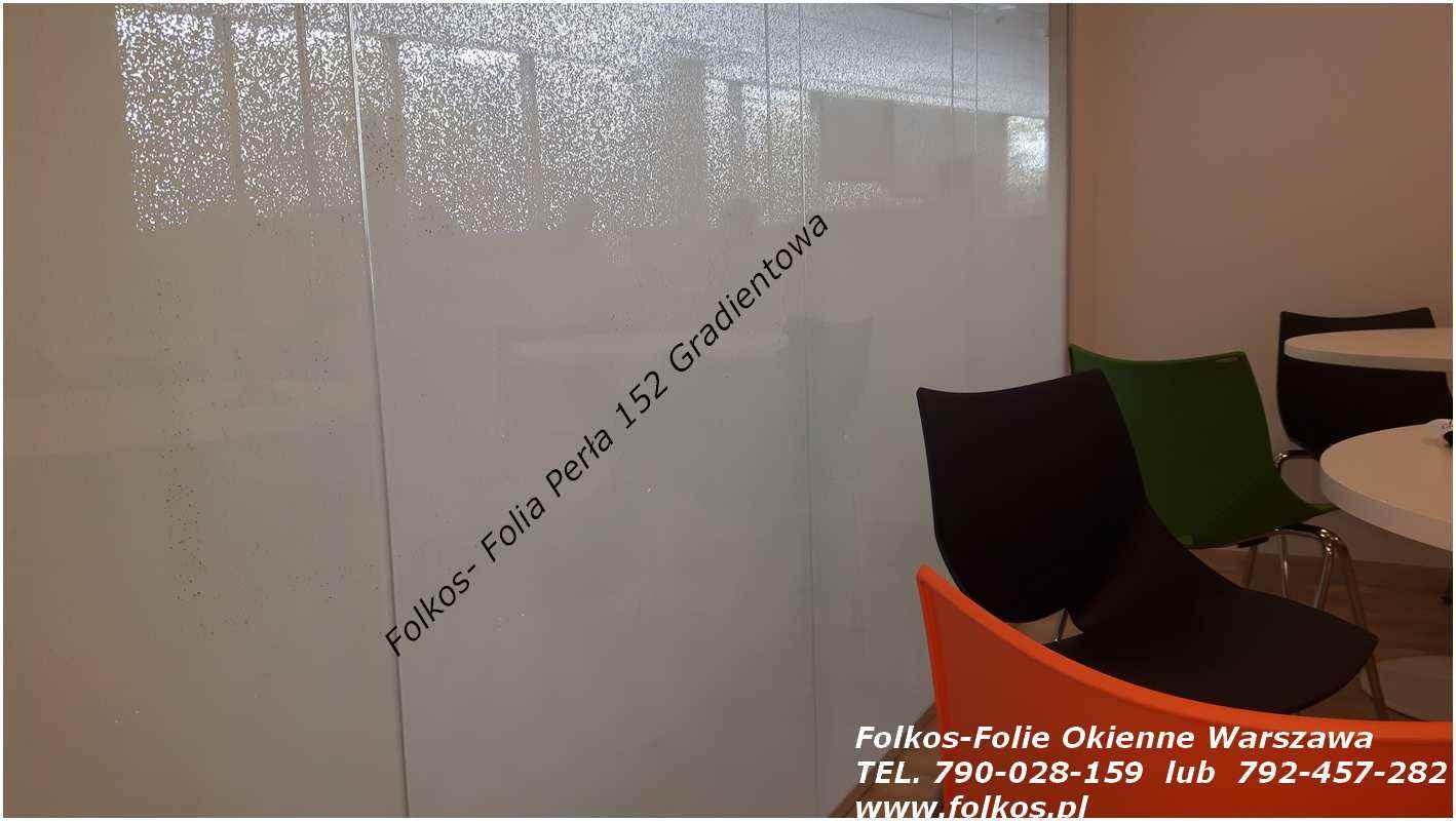 Folie okienne Wyszków -Oklejanie szyb folie do dekoracji szyb Folkos Wyszków - zdjęcie 3