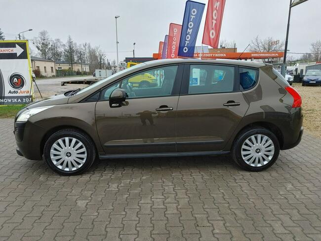 Peugeot 3008 1.6Hdi piękny kolor Klima zadbane rodzinne auto Opłacony Częstochowa - zdjęcie 9