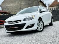 Opel Astra 1.6 Benz. 116KM z Niemiec, Biała, Lift 2013! Strzegom - zdjęcie 2