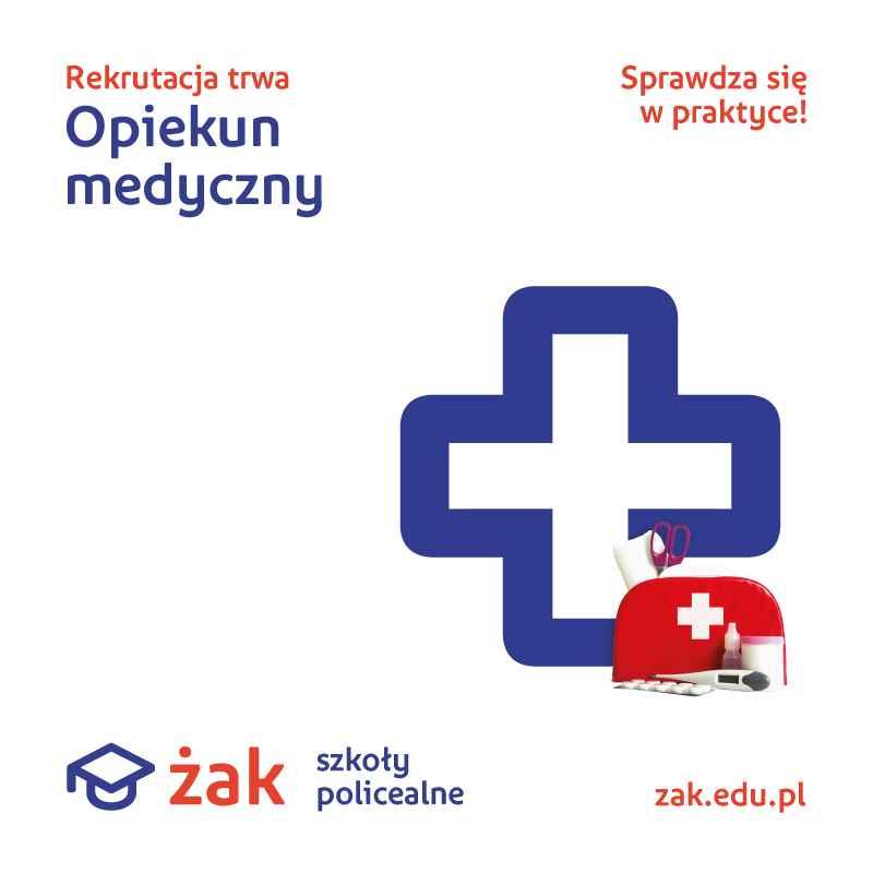 Zostań opiekunem medycznym! Prabuty - zdjęcie 1