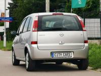 Opel Meriva 1.6 B 100 KM Jedyne 140 tys. km Klimatron z Niemiec Rzeszów - zdjęcie 4