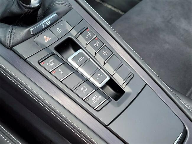 2020 Porsche 718 Spyder 4.0 V6 414KM Mikołów - zdjęcie 8