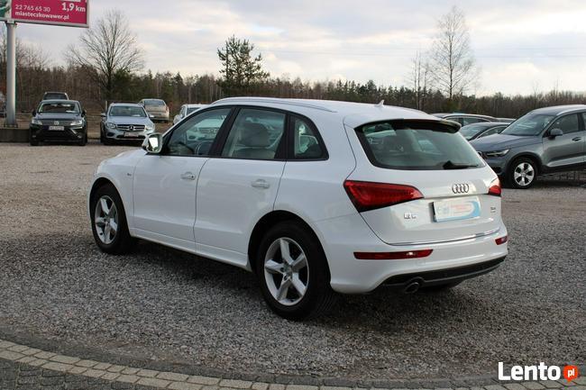 Audi Q5 F-Vat,Gwarancja,Sal.PL,Navi,Skóra Warszawa - zdjęcie 6