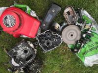 Silnik Honda gv400 Bielsk Podlaski - zdjęcie 3