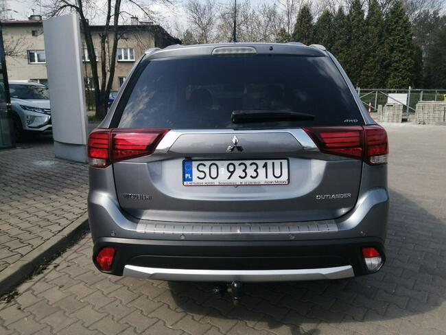 Mitsubishi Outlander 2,2 Intense Plus 4WD AT Sosnowiec - zdjęcie 6
